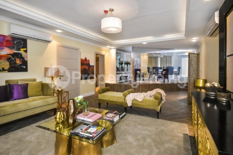 4 bedroom Flat / Apartment for rent - Bourdillon Ikoyi Lagos - 16