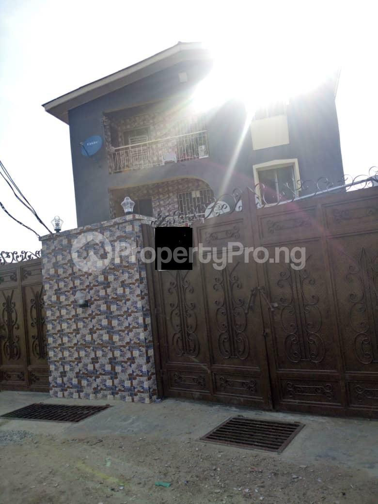 3 bedroom Flat / Apartment for rent ---- Palmgroove Shomolu Lagos - 0