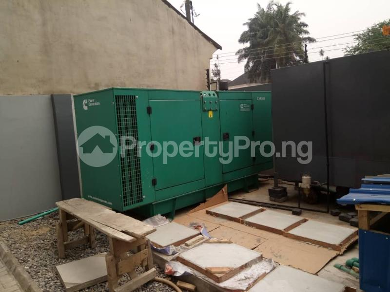 3 bedroom Terraced Duplex House for rent . Ikeja GRA Ikeja Lagos - 4