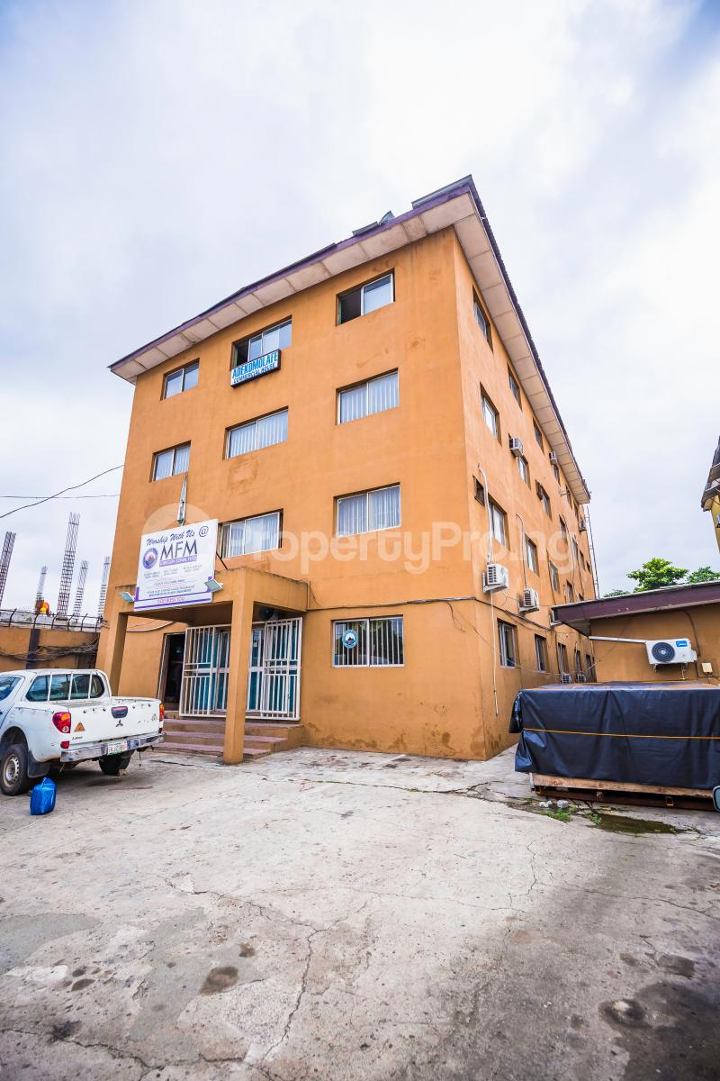 Office Space Commercial Property for sale Kudirat Abiola way Oregun Ikeja Lagos - 1