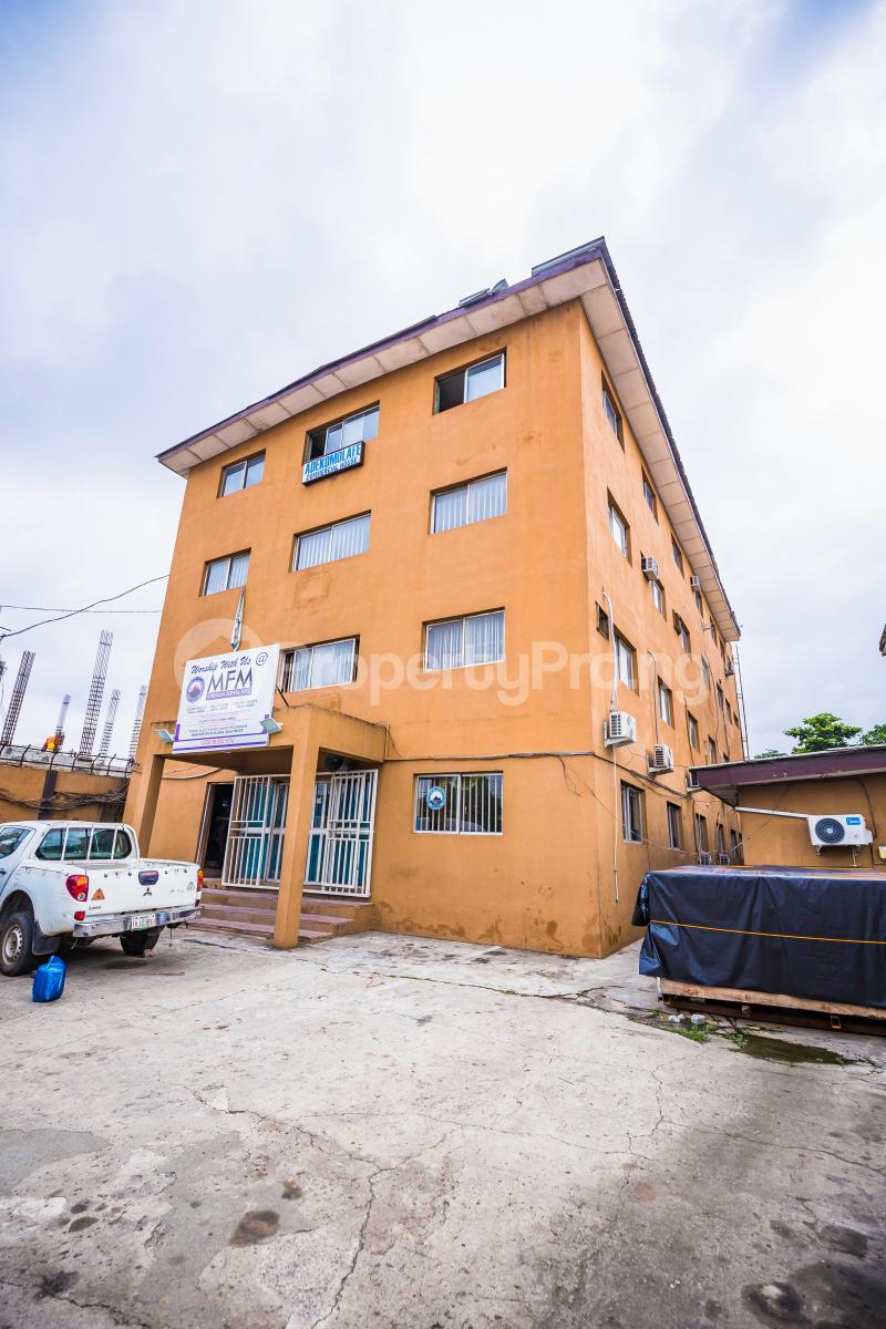 Office Space Commercial Property for sale Kudirat Abiola way Oregun Ikeja Lagos - 0