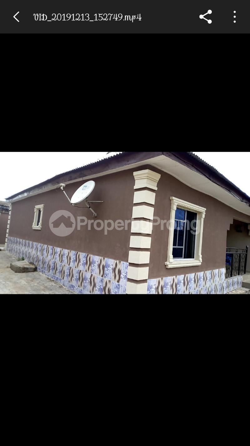 2 bedroom Self Contain Flat / Apartment for sale Oke Aro Akure Ondo - 1