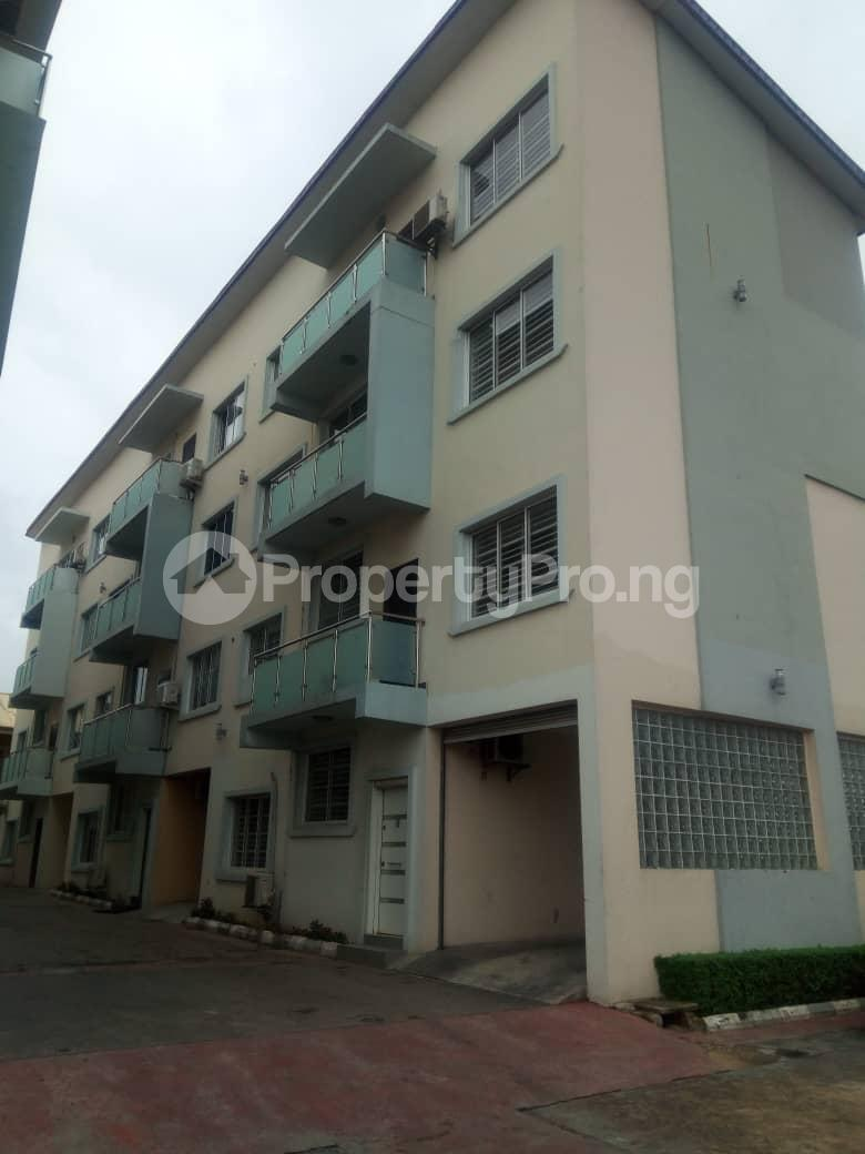 4 bedroom House for rent ---- Opebi Ikeja Lagos - 0