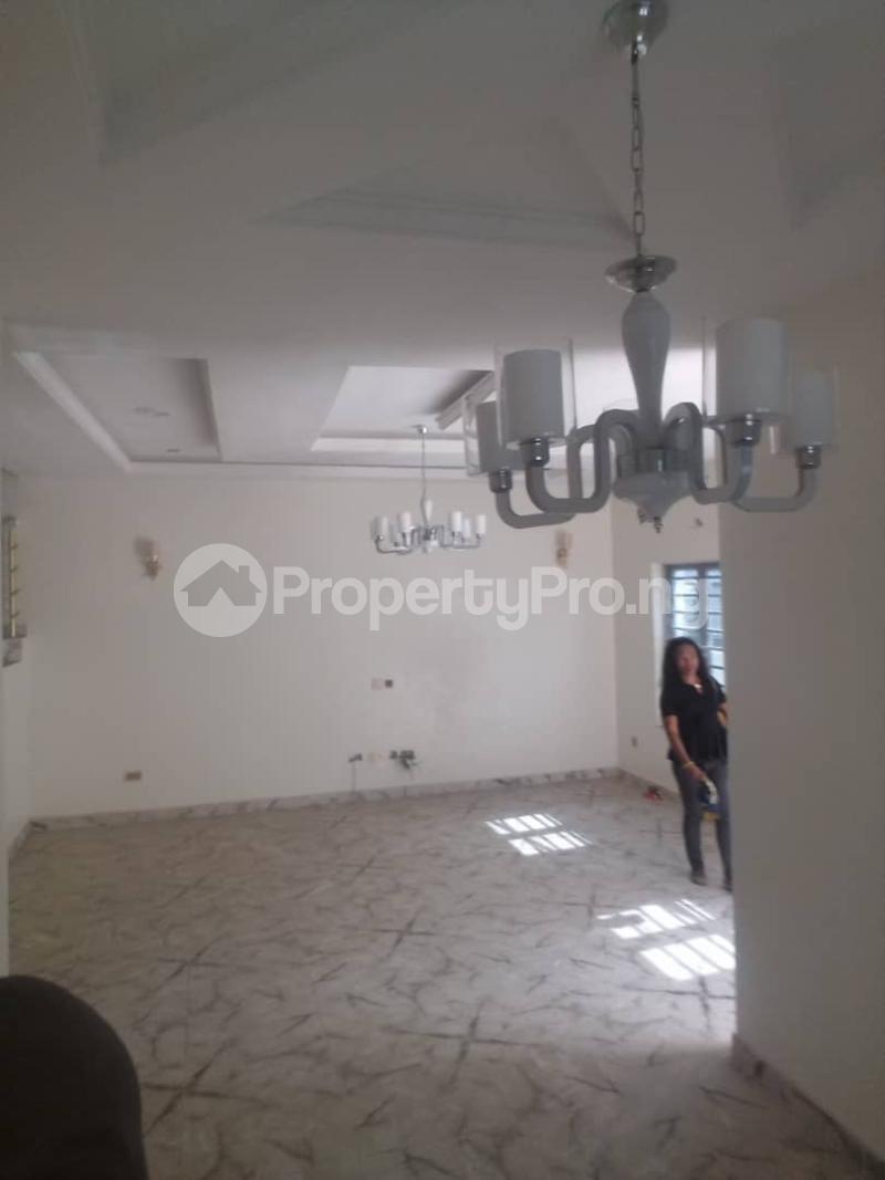 4 bedroom Semi Detached Duplex House for rent Signature Estate, chevron alternative route,  chevron Lekki Lagos - 3