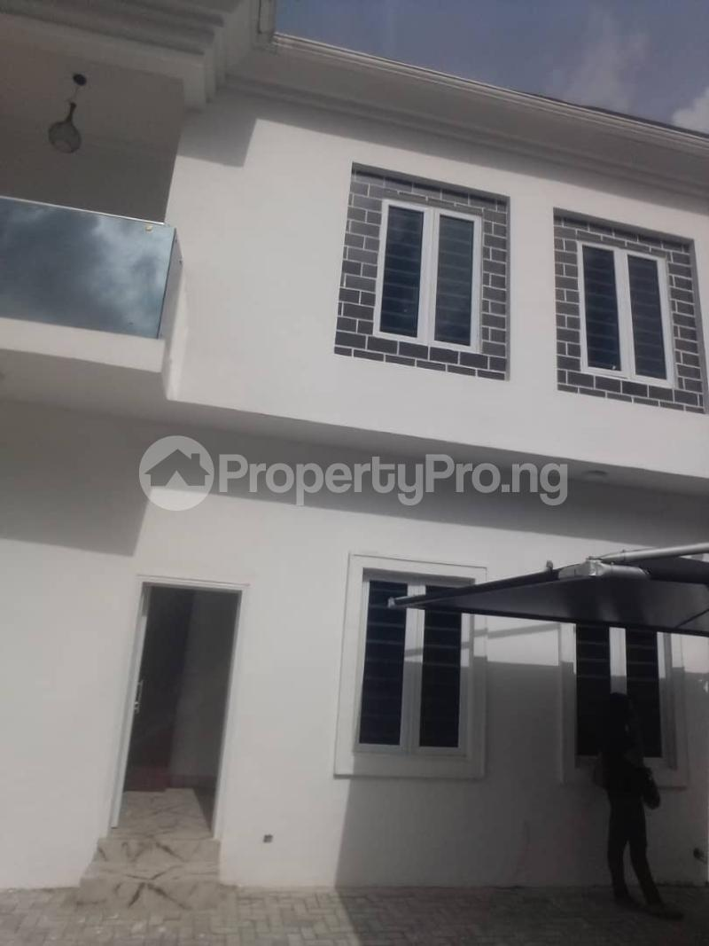 4 bedroom Semi Detached Duplex House for rent Signature Estate, chevron alternative route,  chevron Lekki Lagos - 7
