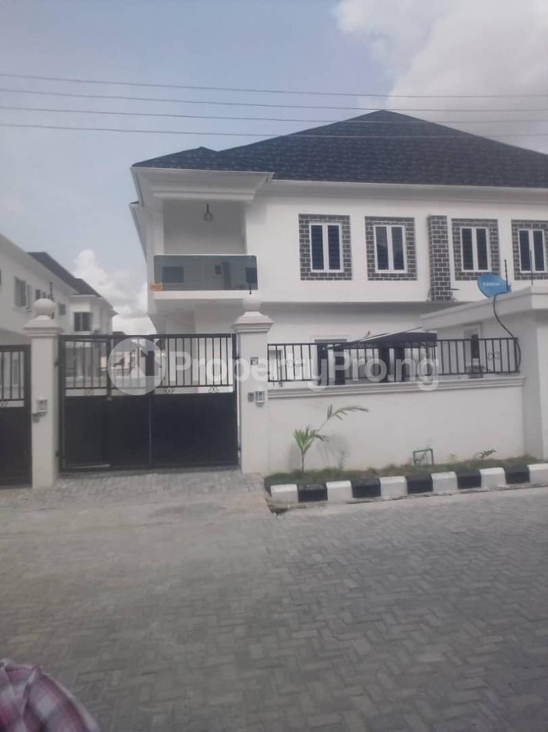 4 bedroom Semi Detached Duplex House for rent Signature Estate, chevron alternative route,  chevron Lekki Lagos - 0