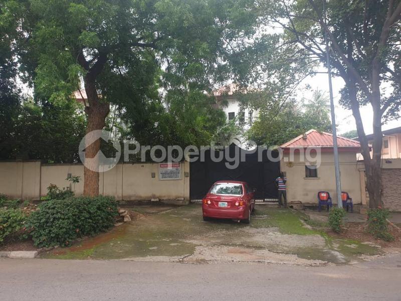 6 bedroom Massionette for rent Aso Driver Maitama Maitama Abuja - 1