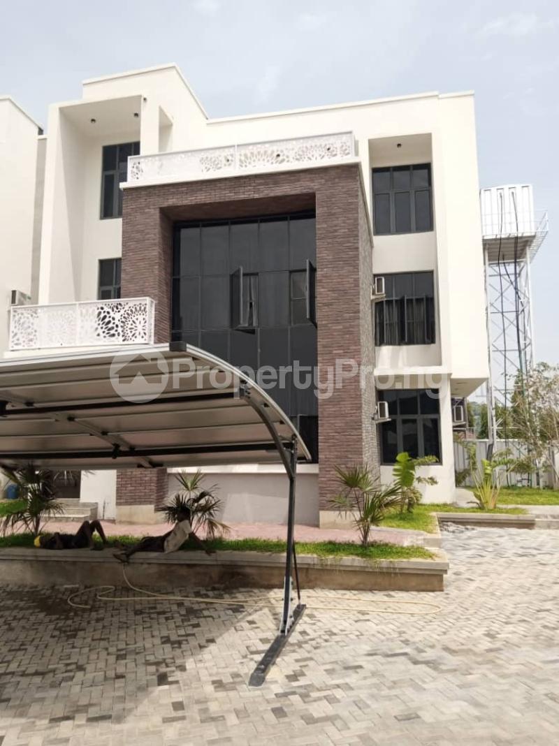 5 bedroom Detached Duplex House for rent Katampe Ext Abuja - 0
