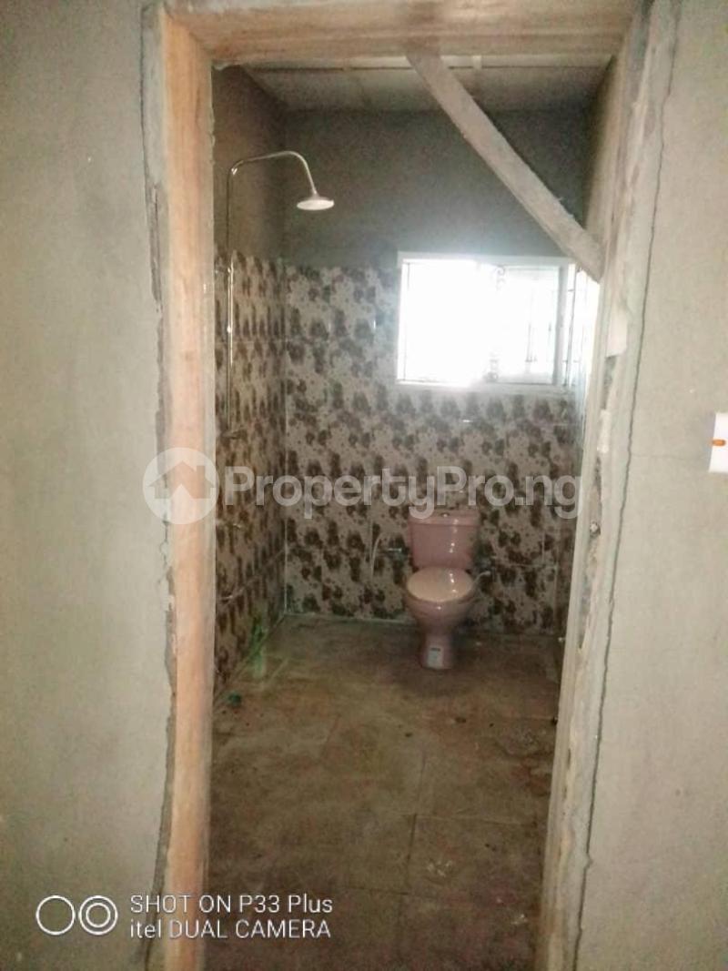 2 bedroom Blocks of Flats for rent Elewuro Akobo Ibadan Oyo - 1
