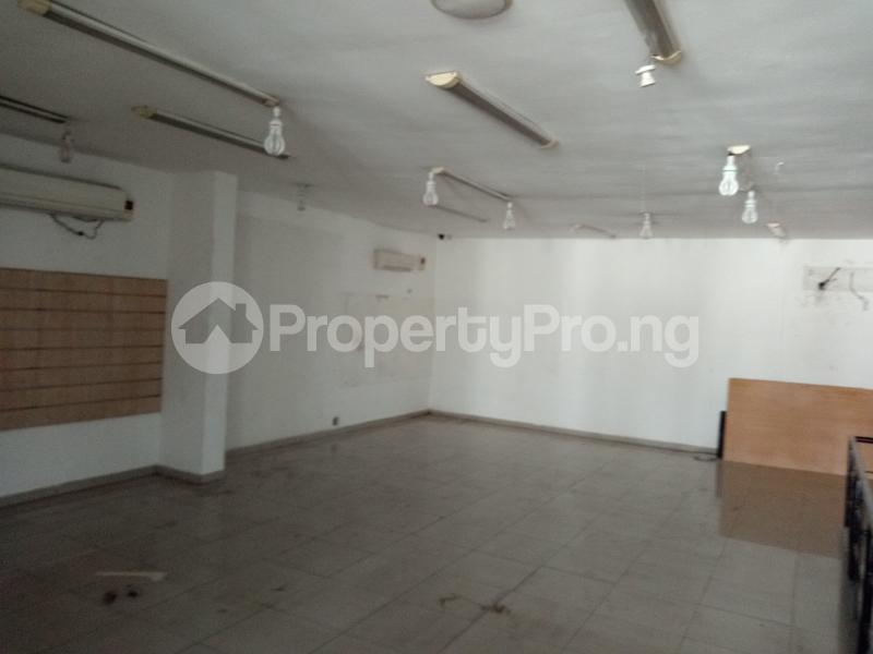 Shop in a Mall Commercial Property for rent Herbert macculley rd Sabo Yaba Lagos - 3