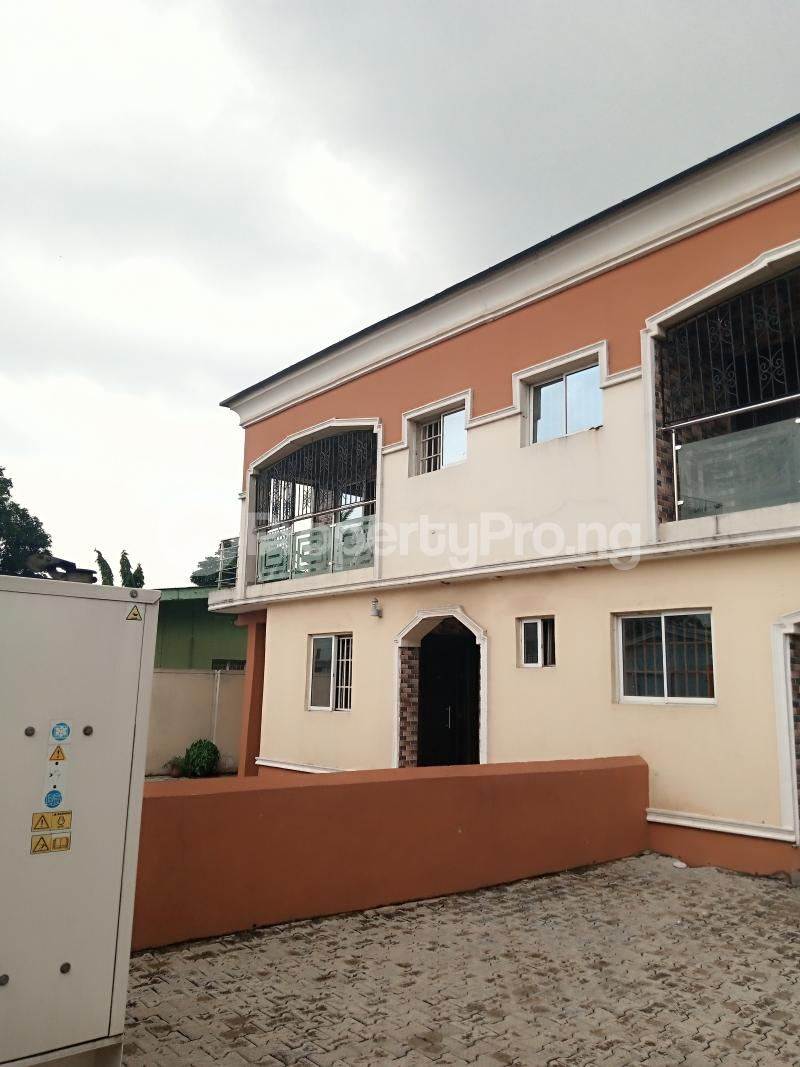 2 bedroom Flat / Apartment for rent Estate Adeniyi Jones Ikeja Lagos - 0