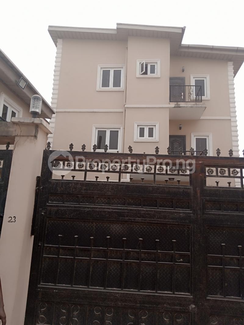 2 bedroom Flat / Apartment for rent Jones avenue Adeniyi Jones Ikeja Lagos - 0