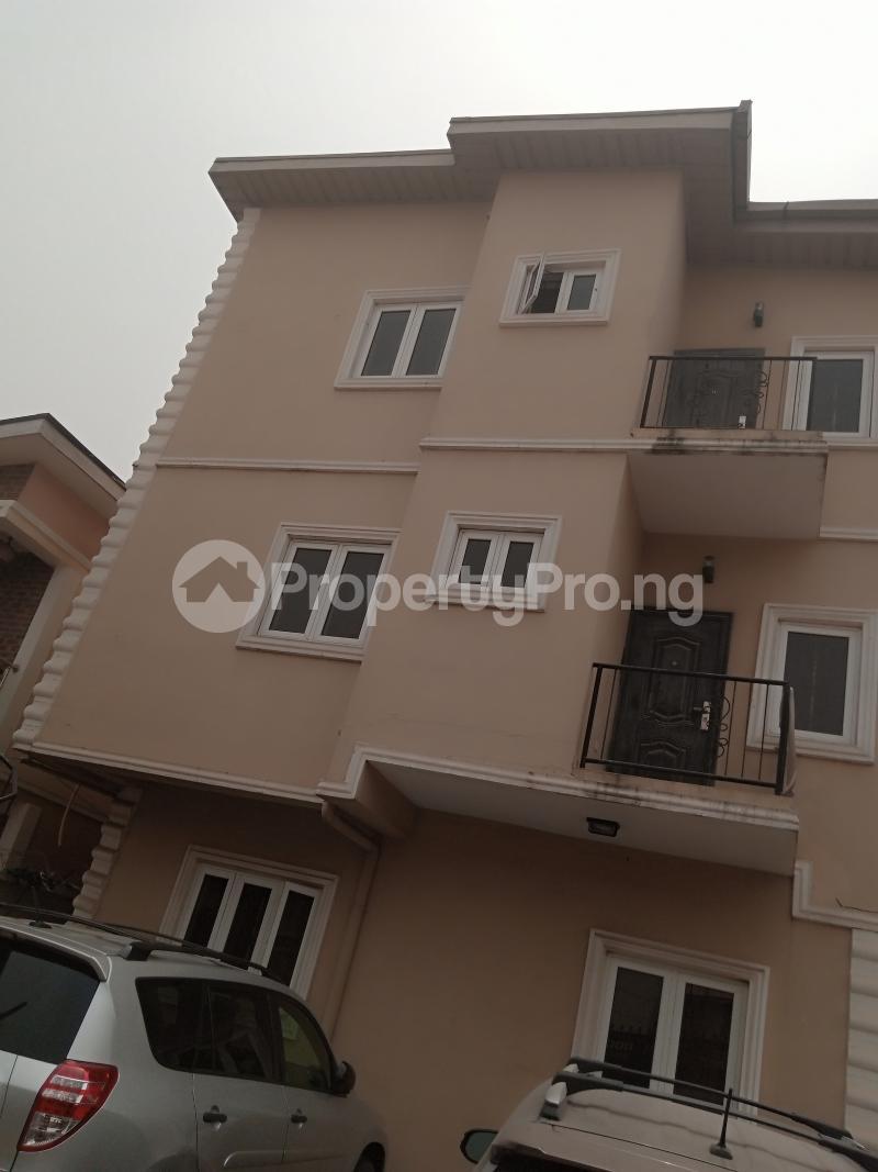 2 bedroom Flat / Apartment for rent Jones avenue Adeniyi Jones Ikeja Lagos - 11