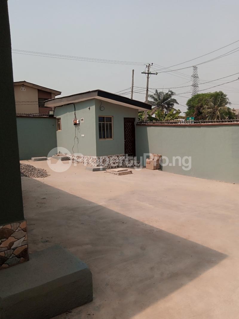 2 bedroom Flat / Apartment for rent Okeira Oke-Ira Ogba Lagos - 4
