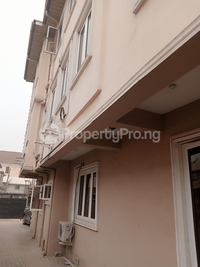 2 bedroom Flat / Apartment for rent Jones avenue Adeniyi Jones Ikeja Lagos - 10