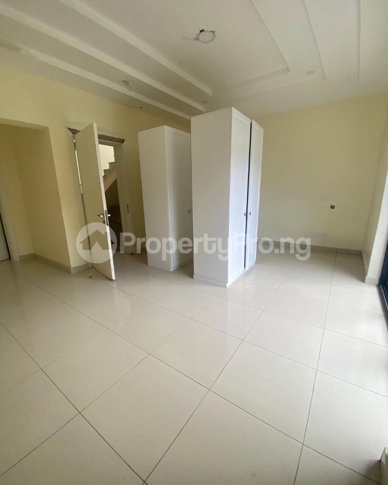 4 bedroom Terraced Duplex for rent Lekki Phase 1 Lekki Lagos - 7