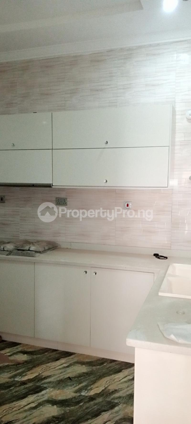 4 bedroom Semi Detached Duplex House for rent Jones Avenue Adeniyi Jones Ikeja Lagos - 1