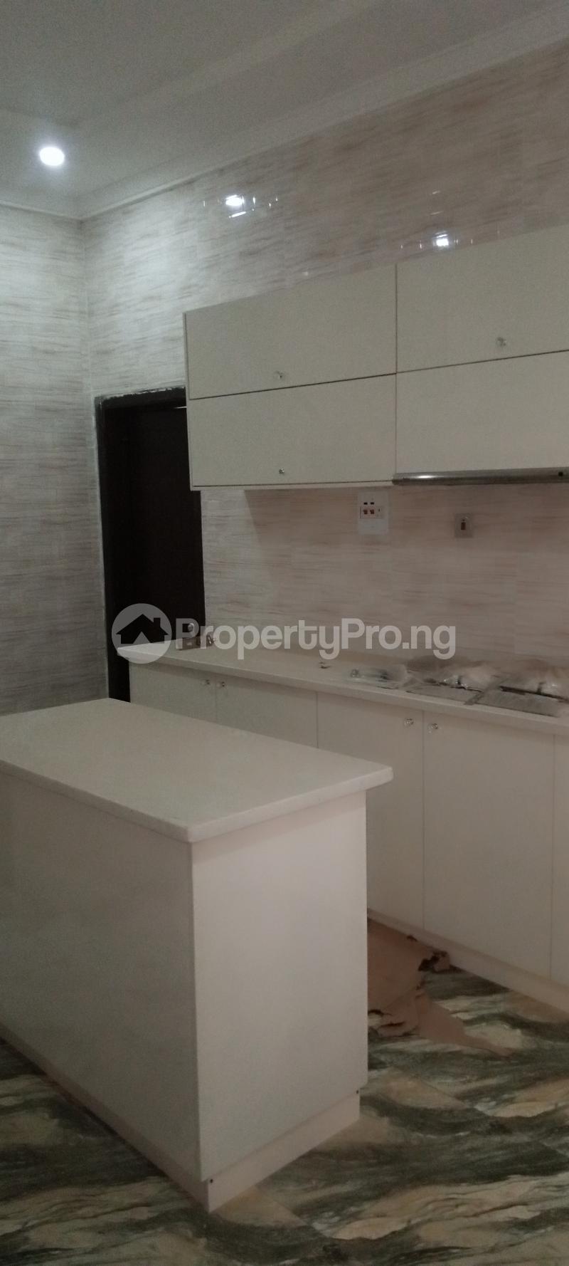 4 bedroom Semi Detached Duplex House for rent Jones Avenue Adeniyi Jones Ikeja Lagos - 2