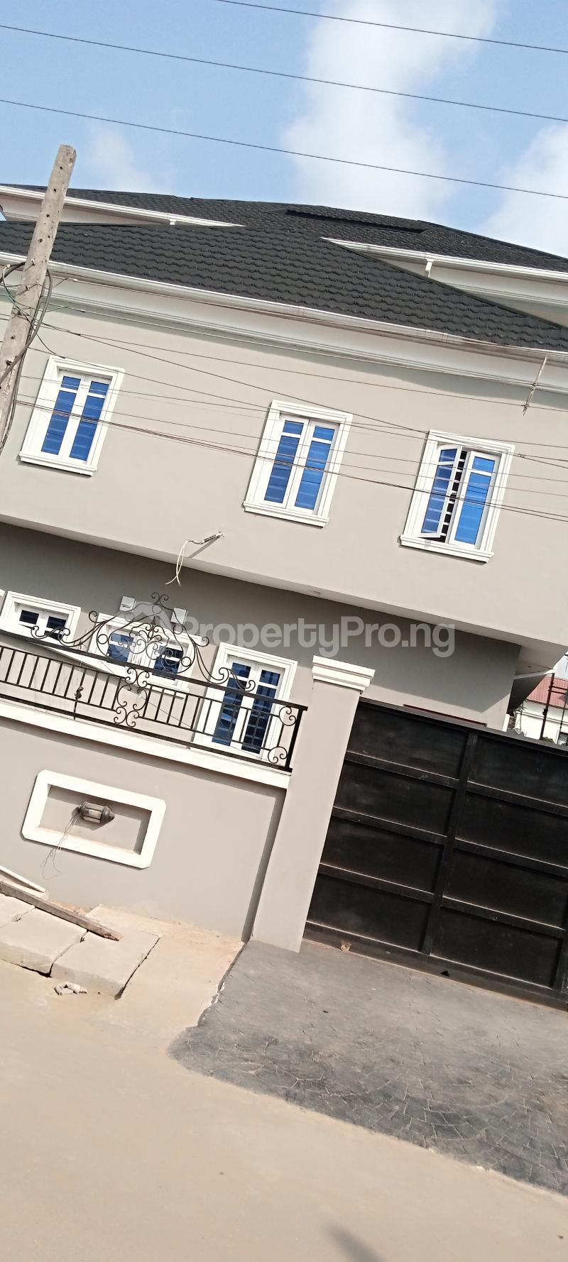 4 bedroom Semi Detached Duplex House for rent Jones Avenue Adeniyi Jones Ikeja Lagos - 0