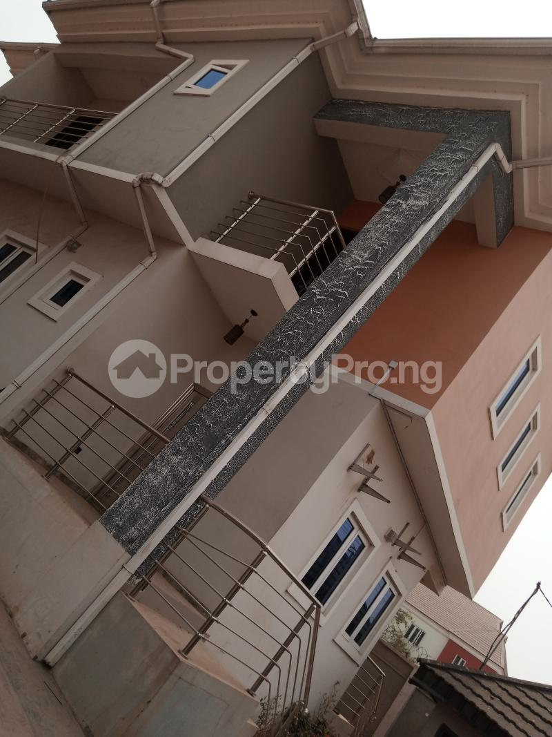 4 bedroom Detached Duplex House for rent Mobil close Oke-Ira Ogba Lagos - 0