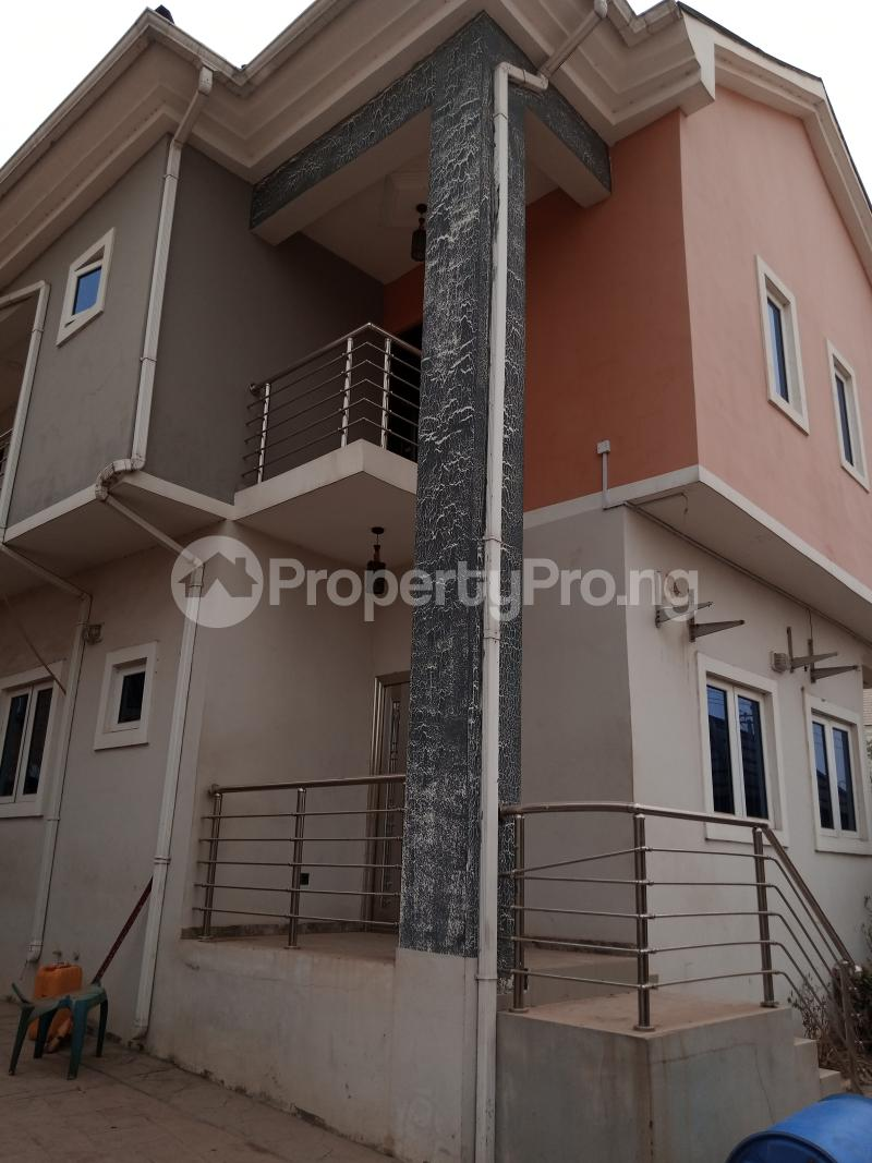 4 bedroom Detached Duplex House for rent Mobil close Oke-Ira Ogba Lagos - 1