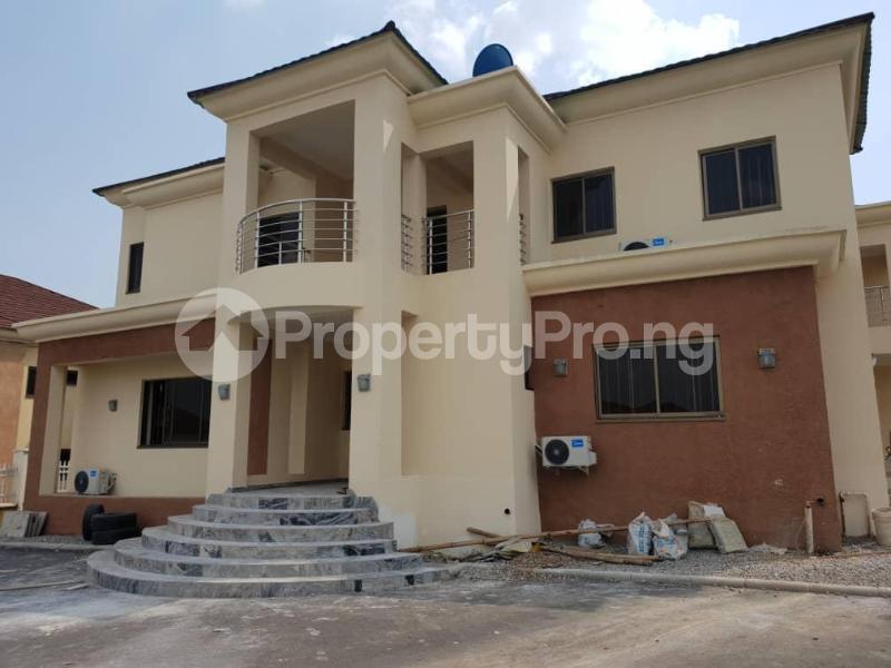5 bedroom Detached Duplex House for sale Along Ahmadu Bello way  Kado Abuja - 12