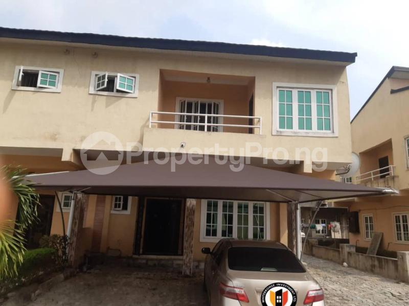 4 bedroom Semi Detached Duplex House for sale Lekki gardens phase 3 Abraham adesanya estate Ajah Lagos - 13