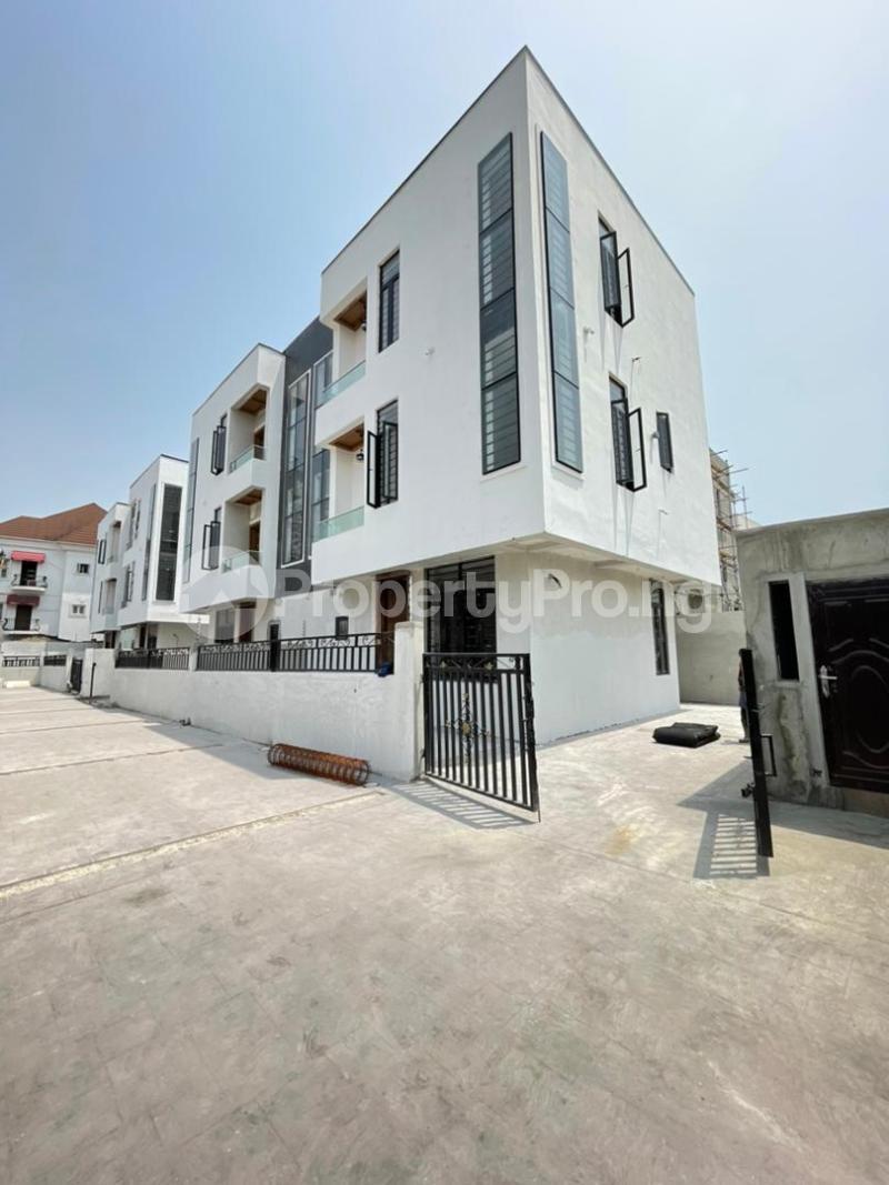 4 bedroom Semi Detached Duplex House for sale Top Notch Quality 4 Bedroom Semi detached duplex in Oniru  Lekki Phase 1 Lekki Lagos - 1