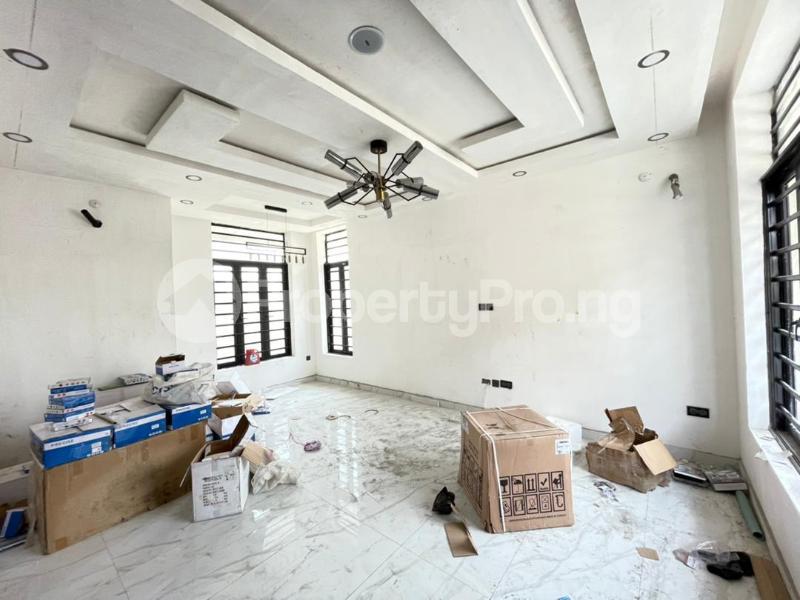4 bedroom Semi Detached Duplex House for sale Top Notch Quality 4 Bedroom Semi detached duplex in Oniru  Lekki Phase 1 Lekki Lagos - 4
