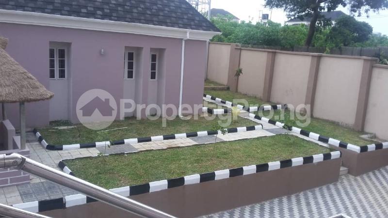 8 bedroom Semi Detached Duplex House for sale Guzape Abuja - 8
