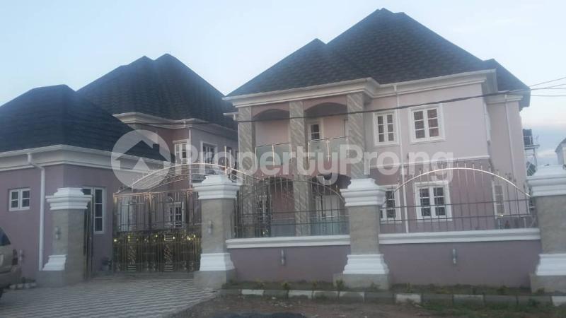 8 bedroom Semi Detached Duplex House for sale Guzape Abuja - 0