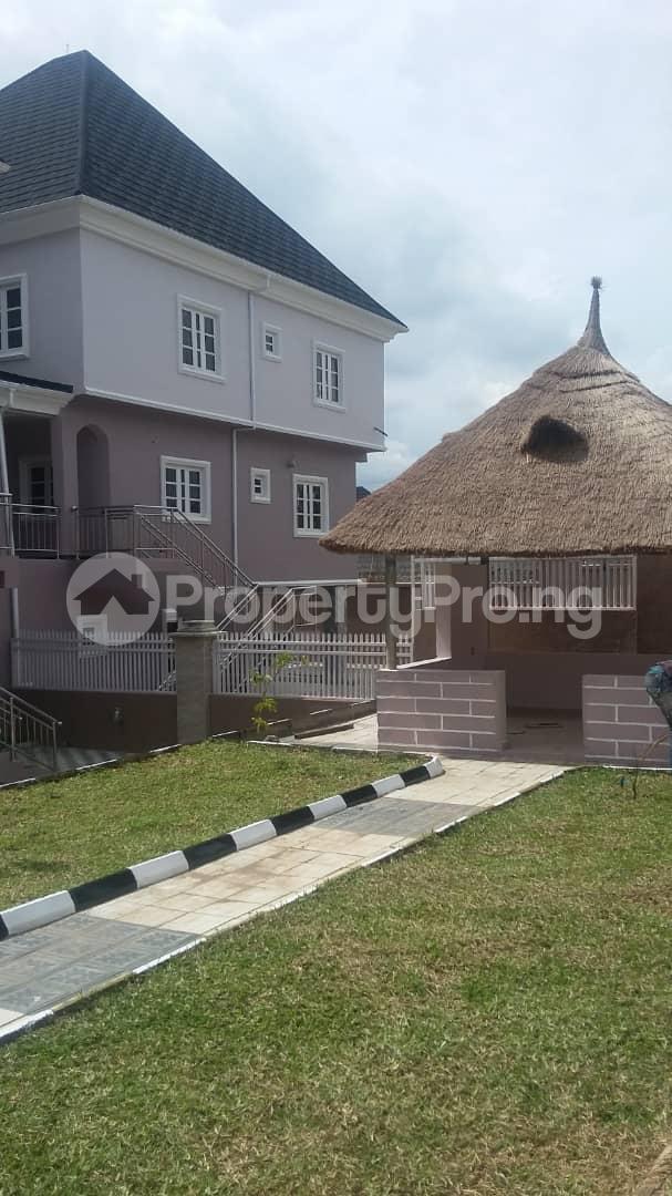 8 bedroom Semi Detached Duplex House for sale Guzape Abuja - 3