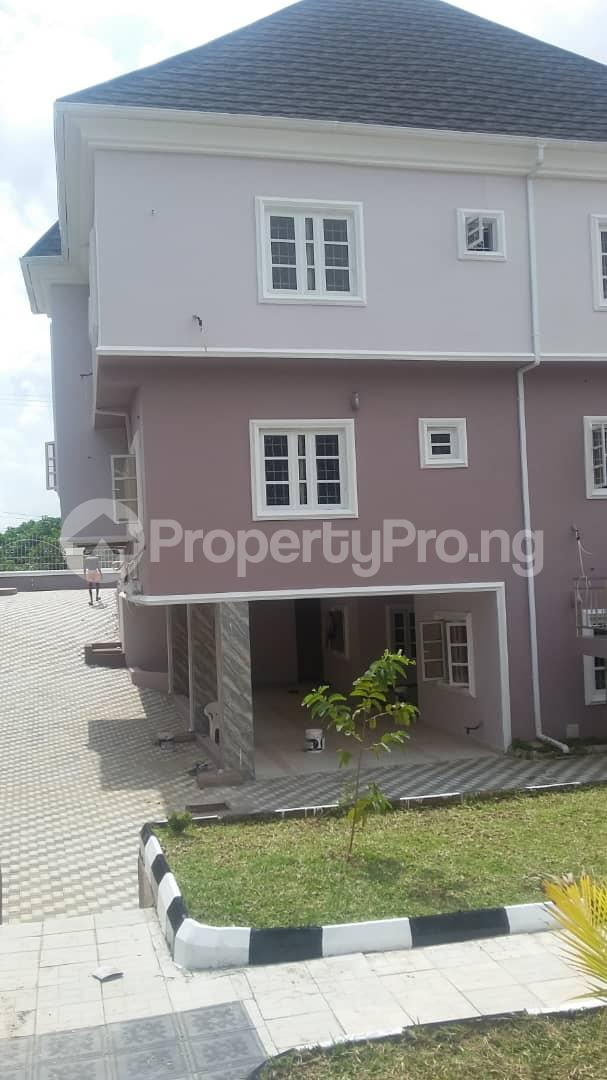 8 bedroom Semi Detached Duplex House for sale Guzape Abuja - 5
