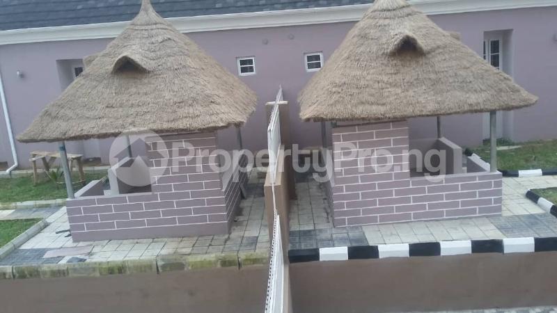 8 bedroom Semi Detached Duplex House for sale Guzape Abuja - 2