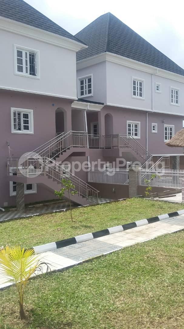 8 bedroom Semi Detached Duplex House for sale Guzape Abuja - 1
