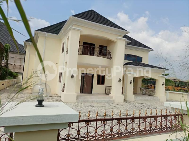 5 bedroom Detached Duplex House for sale Well finished 5 Bedroom Detached Duplex along pH road owerri imo state Owerri Imo - 2