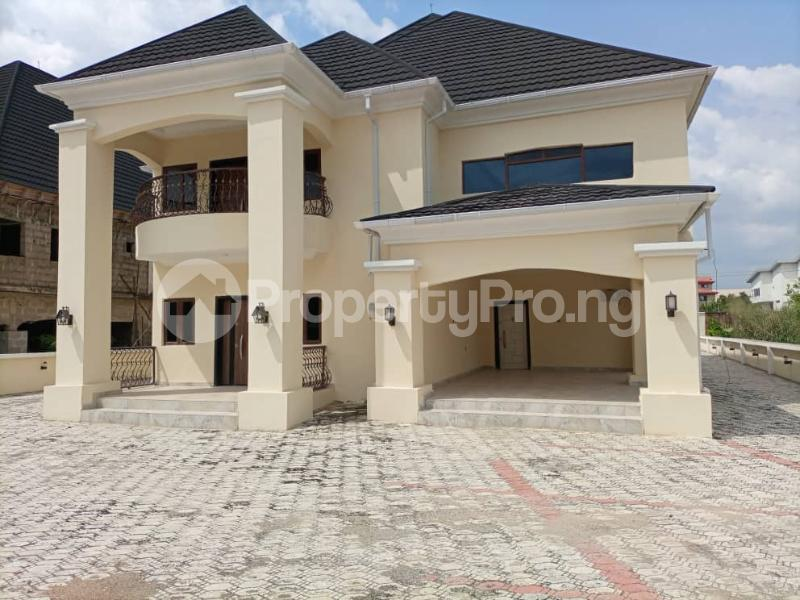 5 bedroom Detached Duplex House for sale Well finished 5 Bedroom Detached Duplex along pH road owerri imo state Owerri Imo - 4