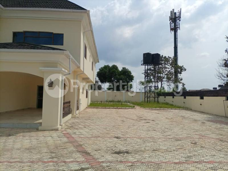 5 bedroom Detached Duplex House for sale Well finished 5 Bedroom Detached Duplex along pH road owerri imo state Owerri Imo - 1