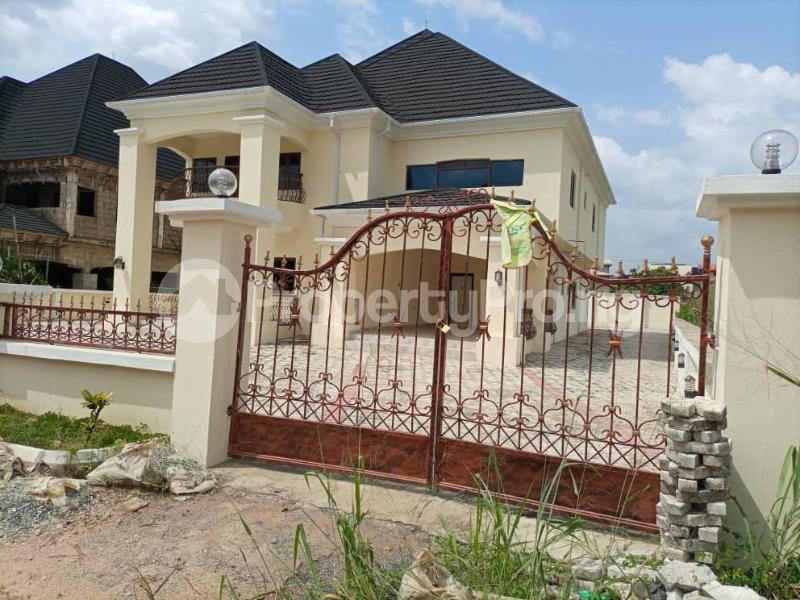 5 bedroom Detached Duplex House for sale Well finished 5 Bedroom Detached Duplex along pH road owerri imo state Owerri Imo - 0