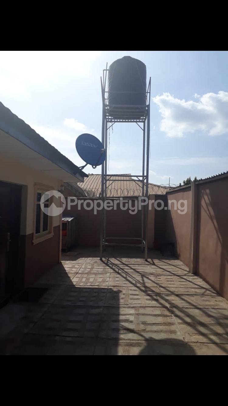 2 bedroom Blocks of Flats House for sale Agbofieti,after nihort  Idishin Ibadan Oyo - 1