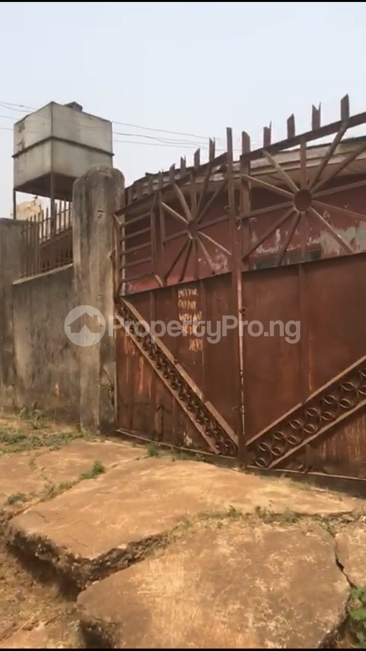 6 bedroom Terraced Bungalow House for sale Techincal school road , Uselu Egor Edo - 0