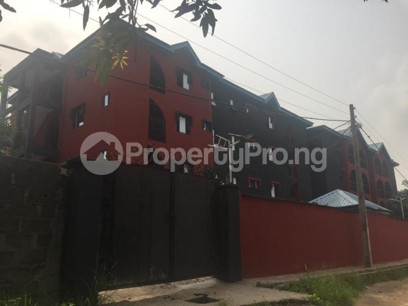 3 bedroom Blocks of Flats House for rent 4/6 Shittu Close By Liberty Estate, Okokomiko, Ojo Local Government, Lagos By Toyin Bustop Iba Ojo Lagos - 0
