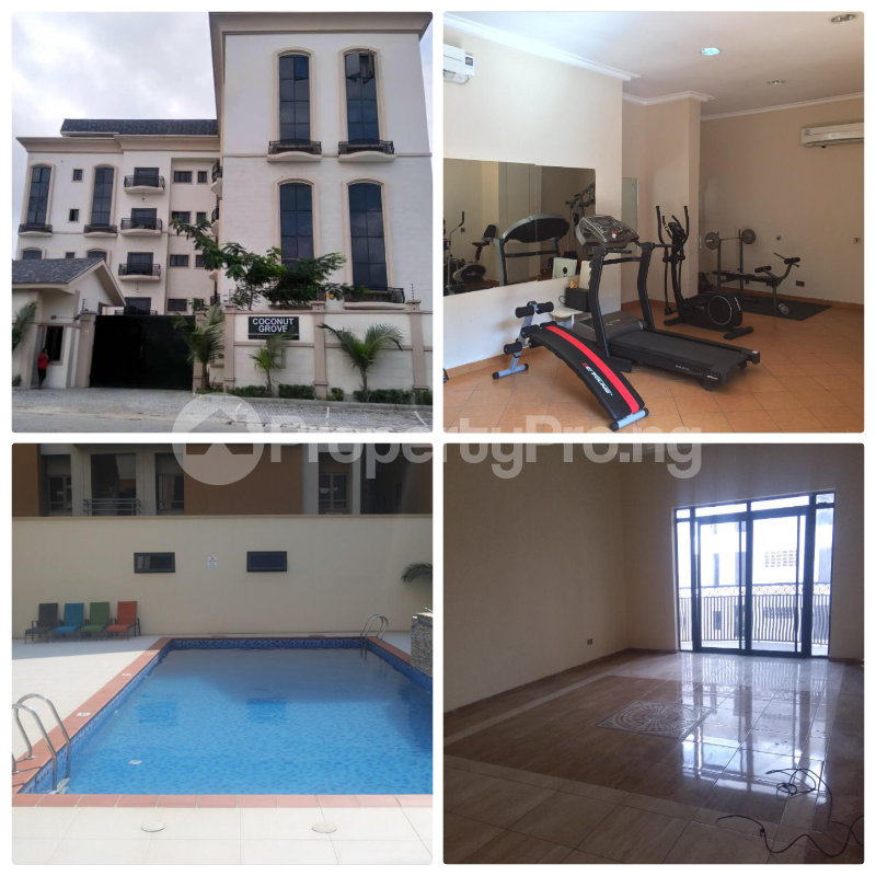 2 bedroom Flat / Apartment for rent Coconut groove estate ONIRU Victoria Island Lagos - 9