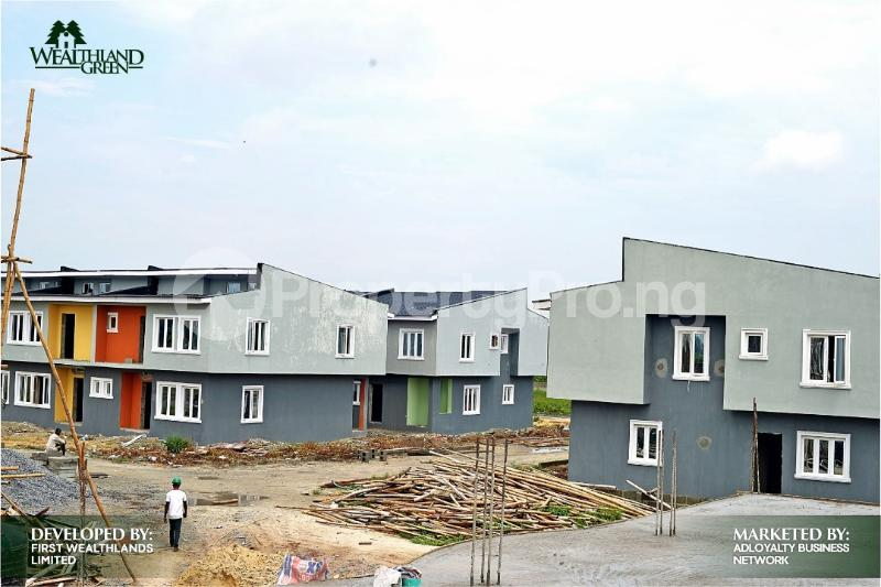 2 bedroom Terraced Duplex House for sale Oribanwa Ibeju-Lekki Lagos - 2