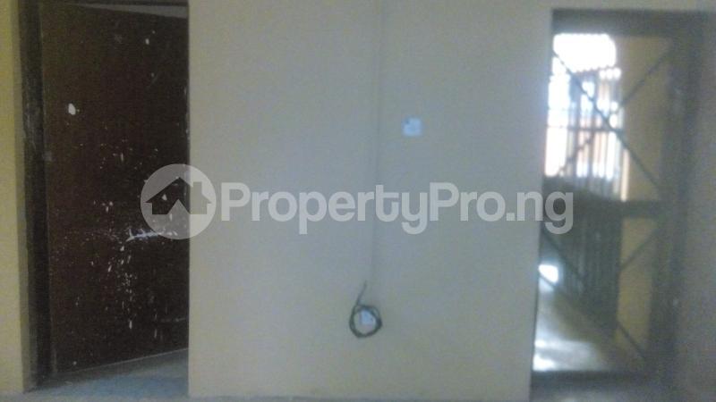 2 bedroom Boys Quarters for rent Shittu Animashawo Gra Phase 2 Gbagada Lagos - 1