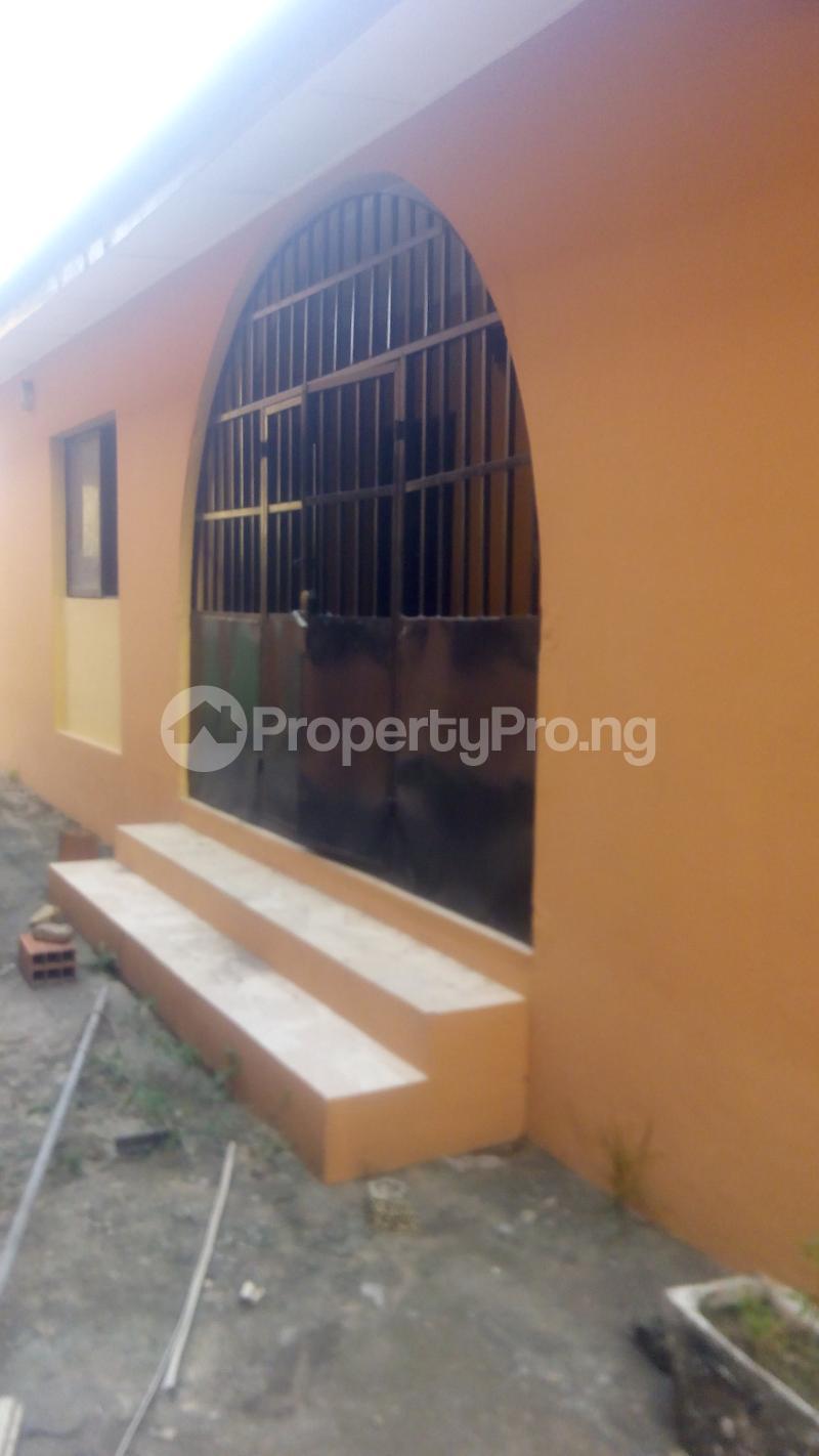 2 bedroom Boys Quarters for rent Shittu Animashawo Gra Phase 2 Gbagada Lagos - 0