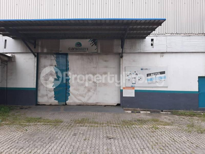 Church Commercial Property for sale Along Oshodi express way Oshodi Expressway Oshodi Lagos - 1