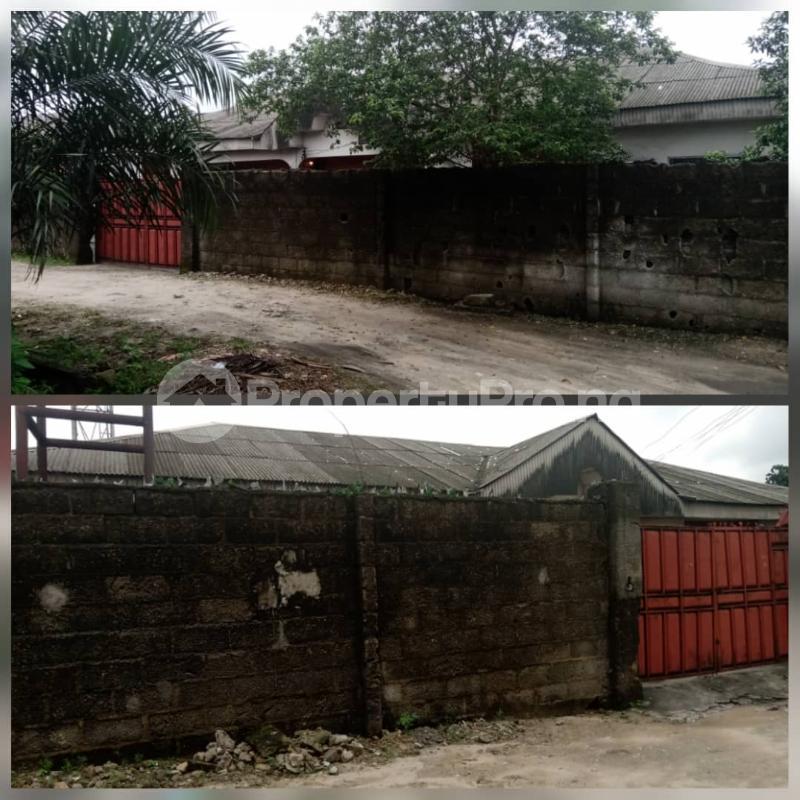 Blocks of Flats House for sale Eco Bank Woji Trans Amadi Port Harcourt Rivers - 1