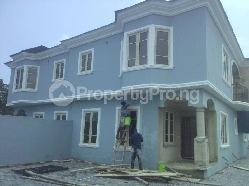 4 bedroom House for sale Mayfair Garden, Awoyaya, ibeju lekki Lekki Phase 2 Lekki Lagos - 0