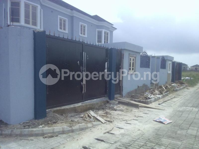 4 bedroom House for sale Mayfair Garden, Awoyaya, ibeju lekki Lekki Phase 2 Lekki Lagos - 2